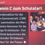 Üstra Fahrgastfernsehen vom 14.07.2011